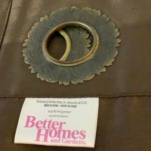 Better Homes And Gardens Accents - Better Homes 2 panel drapes